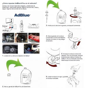 Como rellenar tanque adblue blueplanet