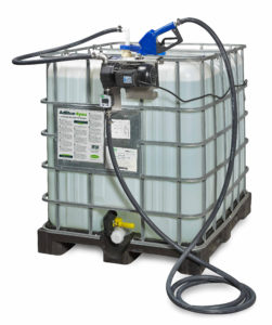 blue planet 4 you IBC 1000 litros adblue